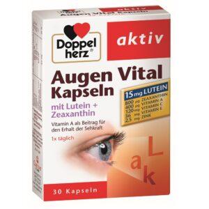 Doppelherz Augen Vital szemvitamin kapszula - 30db