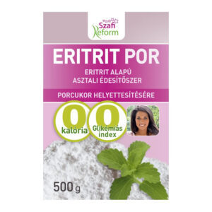 Szafi Reform Eritrit por édesítő - 500g