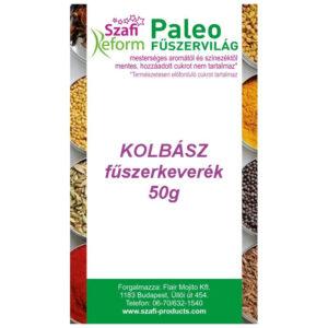 Szafi Reform Paleo Kolbász fűszerkeverék - 50g