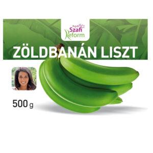 Szafi Reform Zöldbanán liszt - 500g