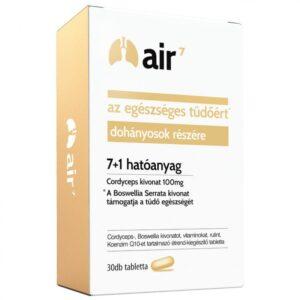 Air7 - A tüdő vitaminja dohányosok részere tabletta - 30db
