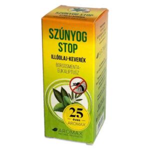 Aromax Szúnyog STOP Borsmenta-Eukaliptusz illóolaj keverék - 10ml