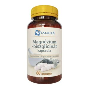 Caleido Magnézium biszglicinát 500mg kapszula - 60db