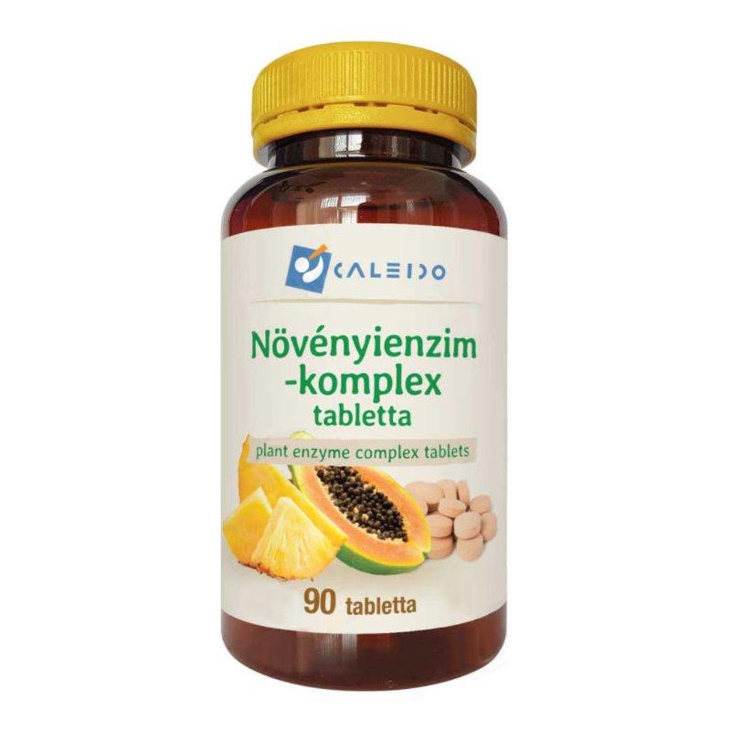 Caleido Növényienzim-komplex 570mg tabletta - 90db