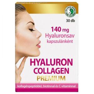 Dr. Chen Hyaluron Collagen Premium kapszula - 30db