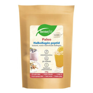 Interherb Benefitt Paleo Halkollagén peptid instant natúr - 150g