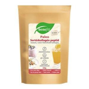Interherb Benefitt Paleo Sertéskollagén peptid instant natúr - 300g