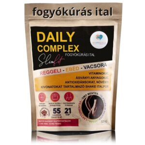 MyLipoHealth Daily Complex fogyókúrás shake italpor - 525g