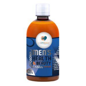MyLipoHealth Men's Health&Beauty liposzómás ital - 480ml
