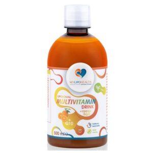MyLipoHealth MultiVitamin liposzómás ital - 500ml