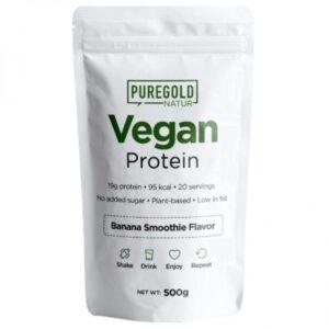 Pure Gold Vegan Protein banán - 500g