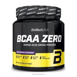 BioTech USA BCAA Zero citromos ice tea - 360g