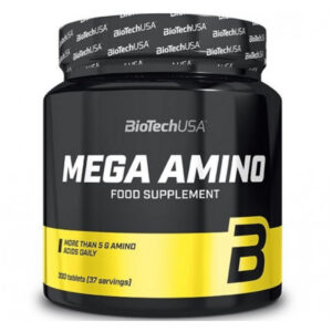 BioTech USA Mega Amino tabletta - 300db
