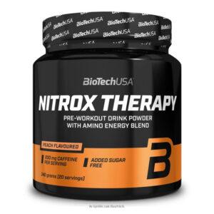 BioTech USA Nitrox Therapy (új) kékszőlő - 340g