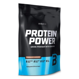 BioTech USA Protein Power csokoládé - 1000g