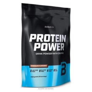 BioTech USA Protein Power eper-banán - 1000g