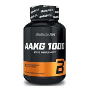 BioTech USA AAKG 1000mg tabletta - 100db