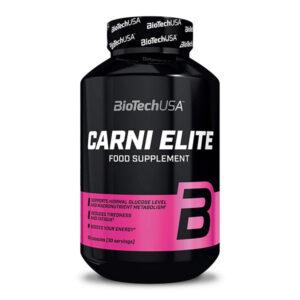 BioTech USA Carni Elite kapszula - 90db