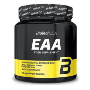 BioTech USA EAA kapszula - 360db