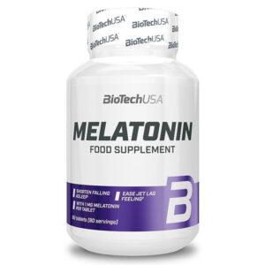 BioTech USA Melatonin tabletta - 90db