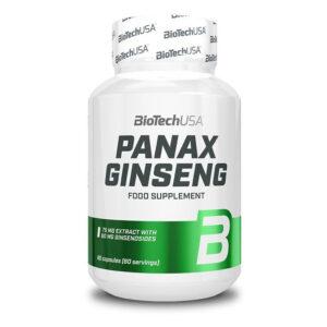 BioTech USA Panax Ginseng kapszula - 60db