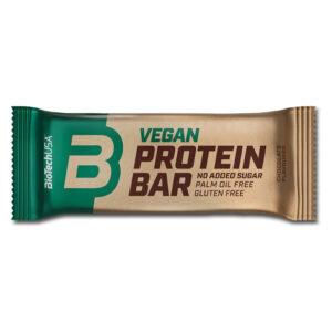 BioTech USA Vegan Bar csokoládé szelet - 50g