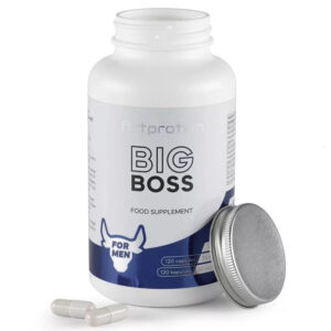 Fittprotein Big Boss for Men kapszula - 120db