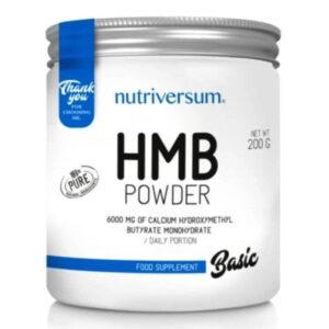 Nutriversum BASIC HMB Powder - 200g