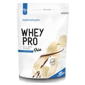 Nutriversum Pure Whey Pro vanília - 1000g