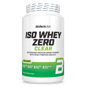 BioTech USA Iso Whey Zero Clear lime - 1362g