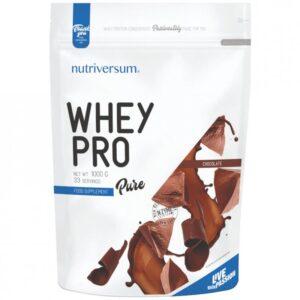 Nutriversum Pure Whey Pro csokoládé - 1000g