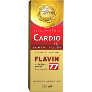 Flavin77 Cardio Super Pulse szirup - 500 ml