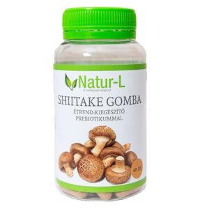 Natur-L Shiitake gomba kapszula - 60db