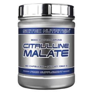 Scitec Nutrition Citrulline Malate kapszula - 90db