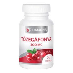 Damona Tőzegáfonya tabletta – 60db