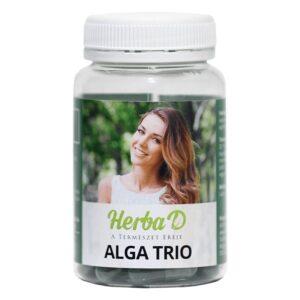 Herba-D Alga Trio kapszula - 30db