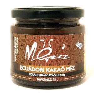 Mézzz Ecuadori Kakaó méz - 250g
