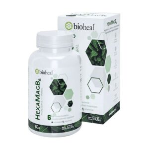 Bioheal HexaMagB6 filmtabletta - 60db