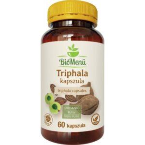 Biomenü Bio Triphala kapszula - 60db