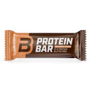 BioTech USA Protein Bar protein szelet cookies&cream - 70g