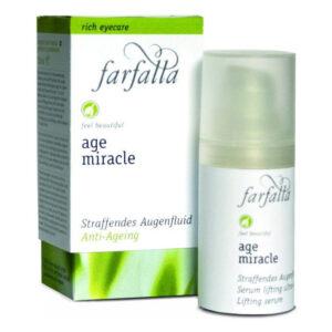 Farfalla Age Miracle szemkörnyék feszesítő folyadék - 15ml