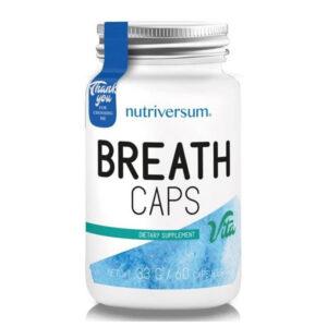Nutriversum Breath kapszula - 60db