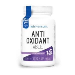 Nutriversum VITA Antioxidant tabletta - 60db
