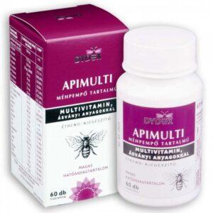 Dydex Apimulti multivitamin méhpempővel kapszula - 60db