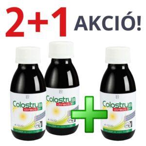 LR Health & Beauty Colostrum Direkt ital 2+1 akció - 3x125ml