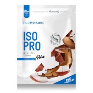 Nutriversum PURE Iso Pro csokoládé-kókusz - 25g