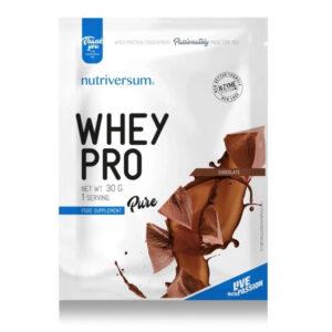 Nutriversum Pure Whey Pro csokoládé - 30g