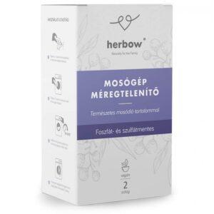 Herbow Mosógép méregtelenítő-tisztító - 200g