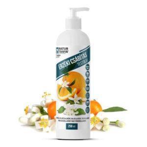 Natur Tanya Érzéki csábítás testolaj narancsvirág illóolajjal - 250ml