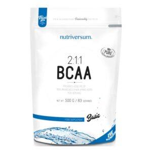 Nutriversum BASIC 2:1:1 BCAA - 500g
